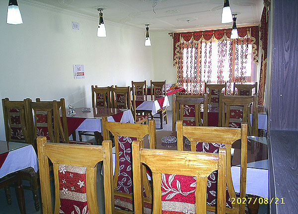 Star of Kashmir Hotel Srinagar Restaurant
