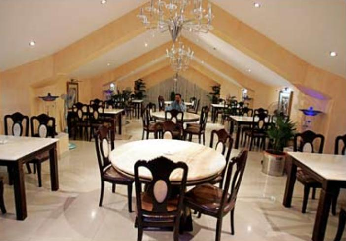 The Residency Hotel Srinagar Restaurant