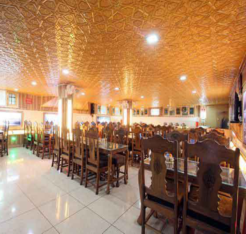 City Grace Hotel Srinagar Restaurant