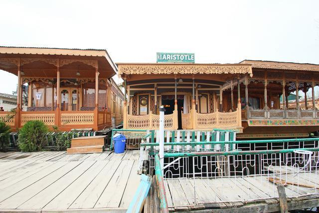 Aristotle Houseboat Srinagar