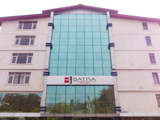 Batra Hotel and Residences Srinagar