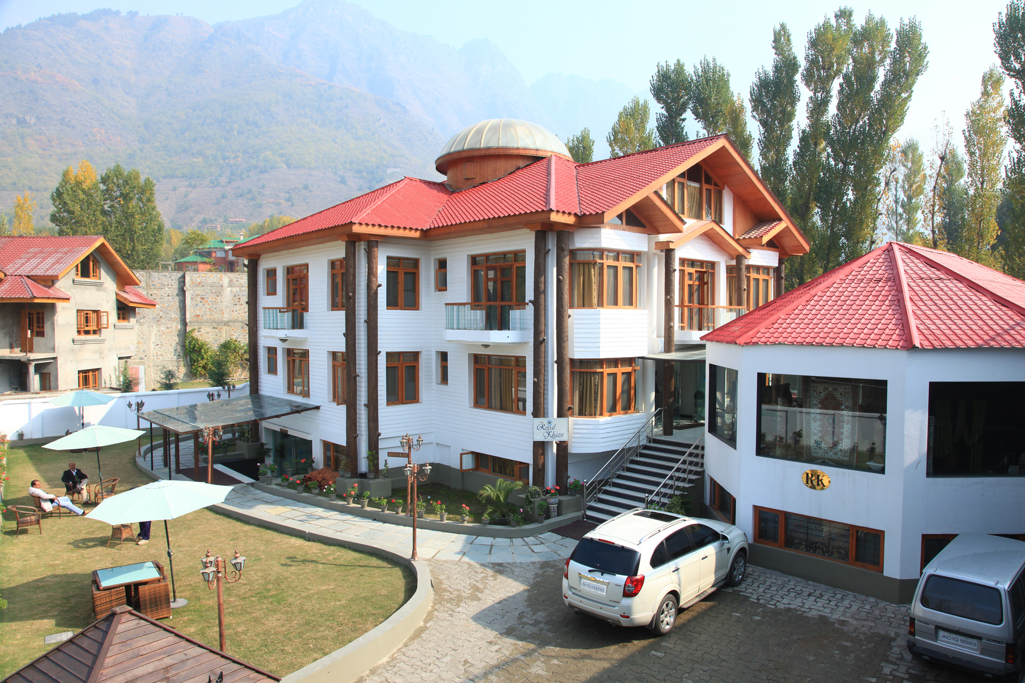 City Forest Resort by Royal Khazir Srinagar