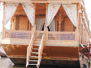Dilshad Group of Houseboats Srinagar
