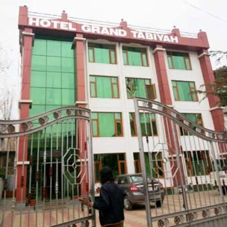 Grand Tabiyah Inn Hotel Srinagar