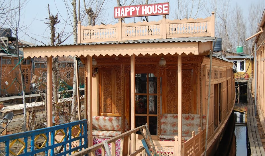 Happy House Houseboat Srinagar