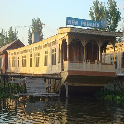House Boat New Panama Srinagar