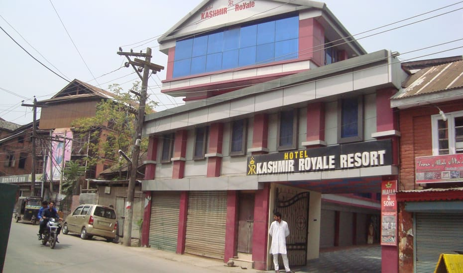 Kashmir Royale Resort Srinagar