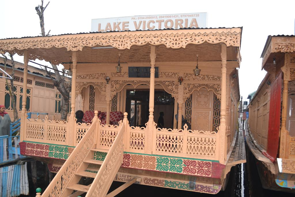 Lake Victoria Houseboat Srinagar