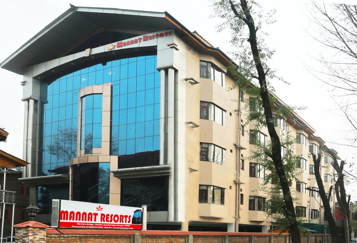 Mannat Resort Srinagar