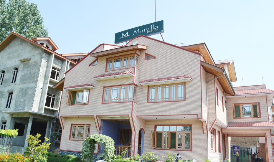Marvilla Resort Srinagar