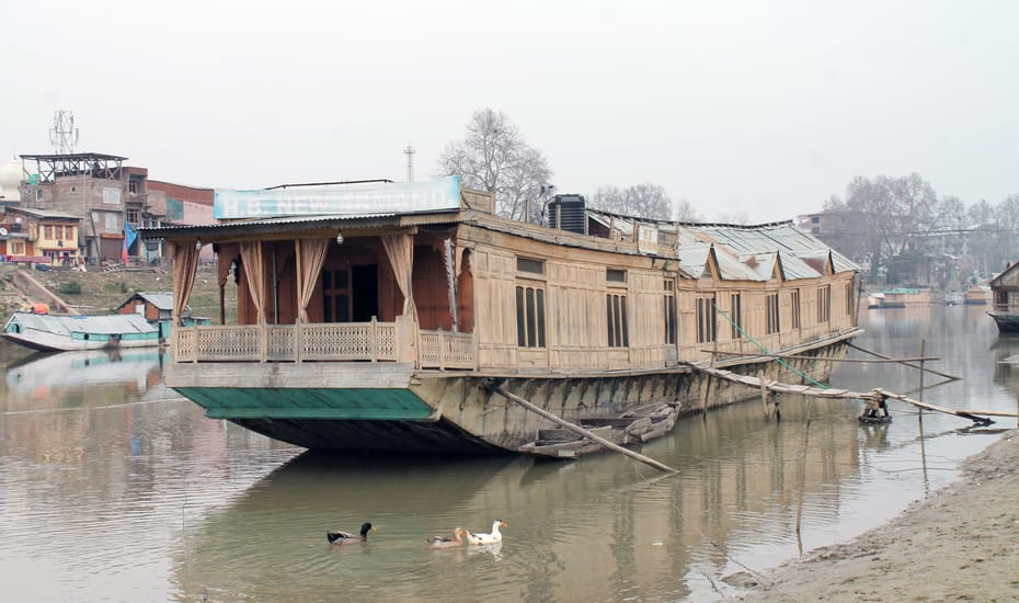 New Armand Houseboat Srinagar