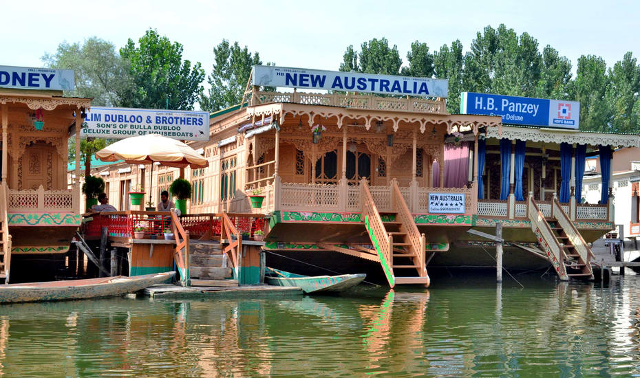 New Australia Houseboat Srinagar