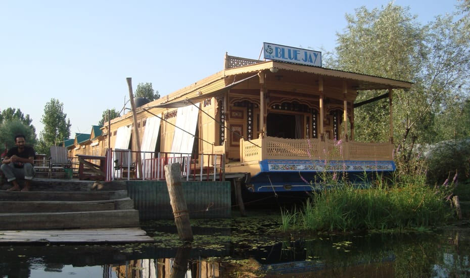 New Blue Jay Houseboat Srinagar