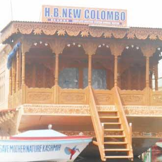 New Colombo Houseboat Srinagar