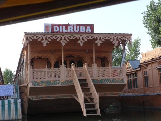 New Dilruba Houseboat Srinagar