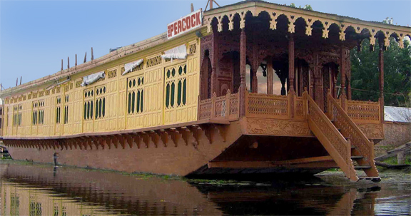 Peacock Houseboats Srinagar