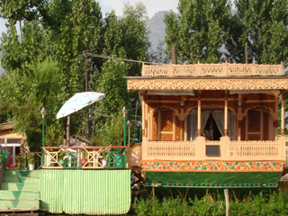 Persian Palace Group of Houseboats Srinagar