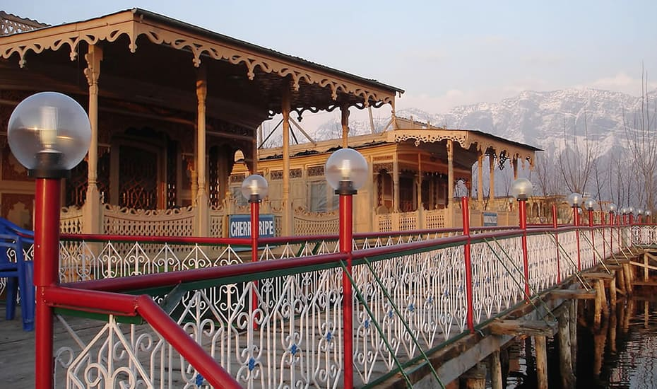 RIE Heritage Group Of Houseboat Srinagar