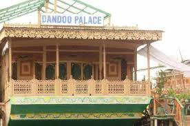Royal Dandoo Palace of Houseboat Srinagar
