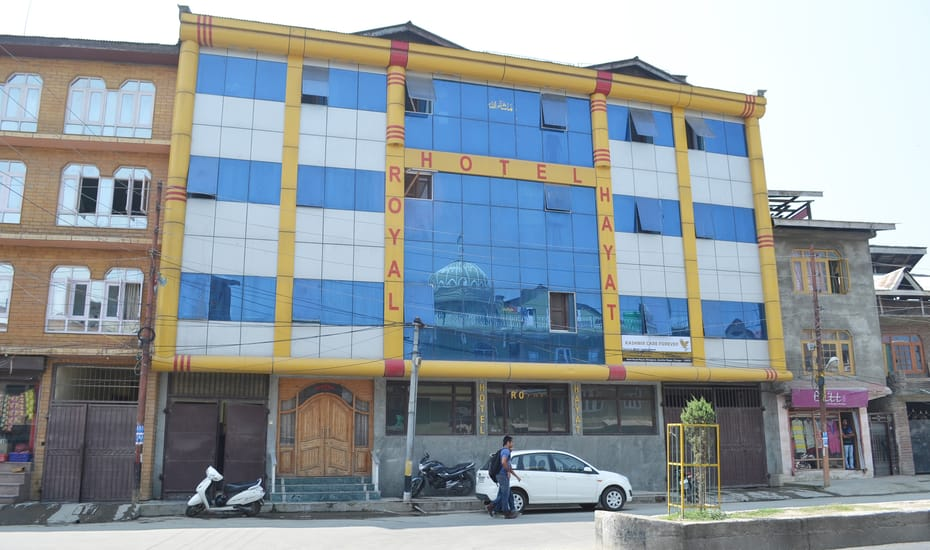 Royal Hayat Hotel Srinagar