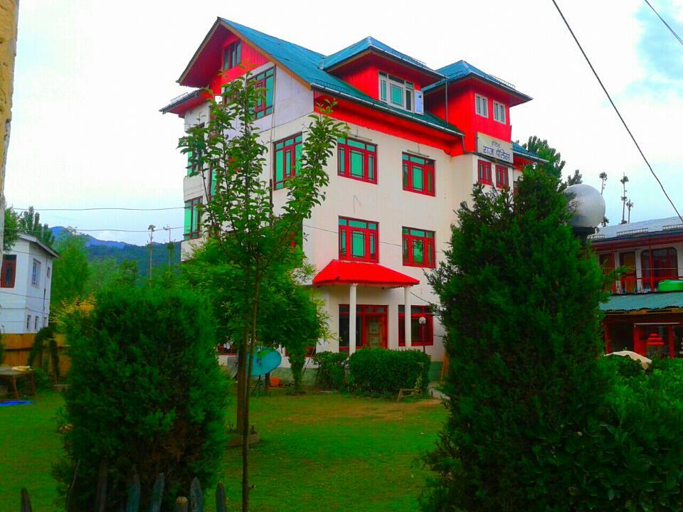 Royal Raj Palace Hotel Srinagar