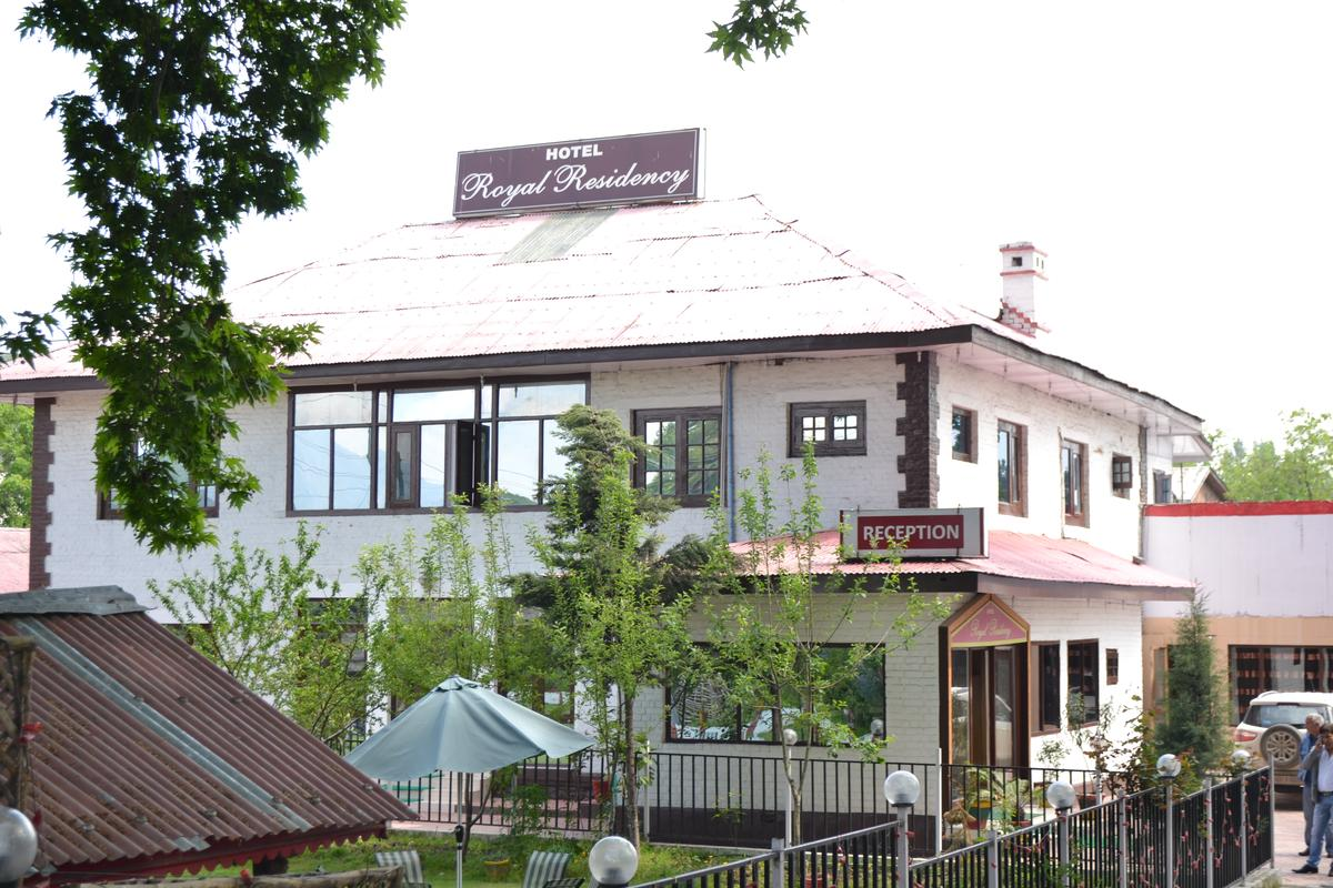 Royal Residency Hotel Srinagar