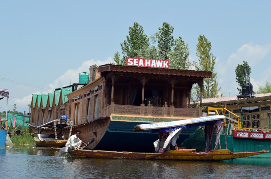 Sea Hawk Houseboat Srinagar