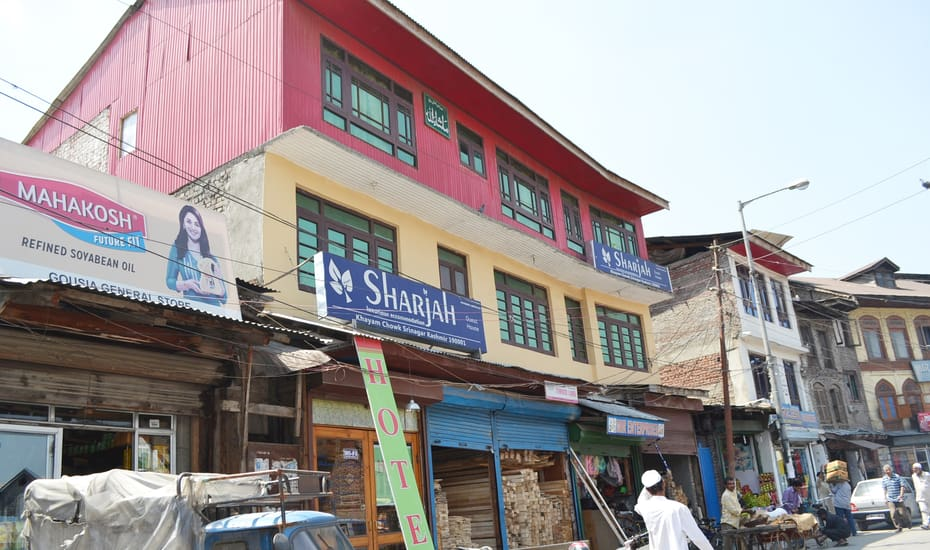 Sharjah Guest House Srinagar