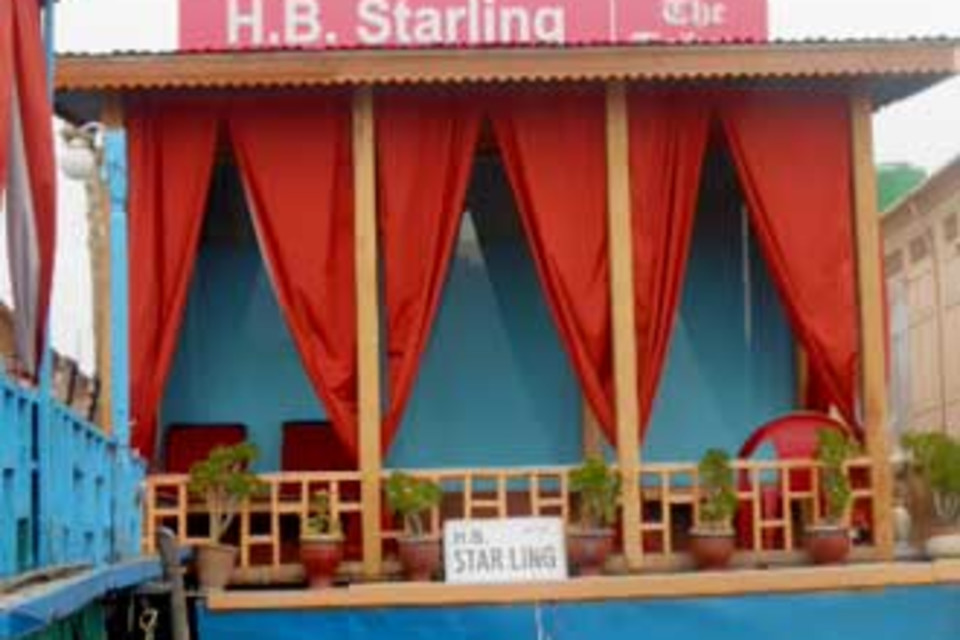 Starling Houseboat Srinagar