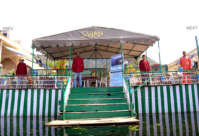 Swan Group of House Boat Srinagar