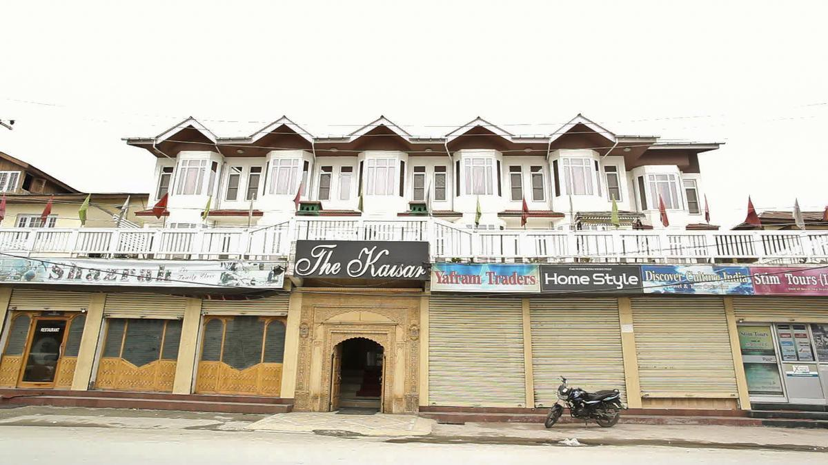 The Kaisar Hotel Srinagar
