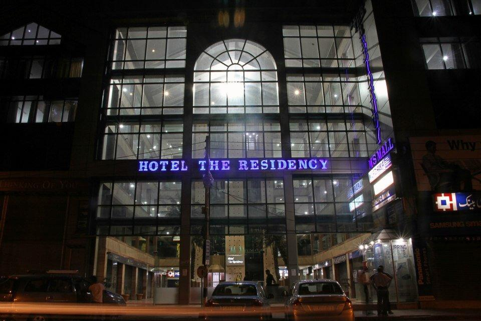 The Residency Hotel Srinagar